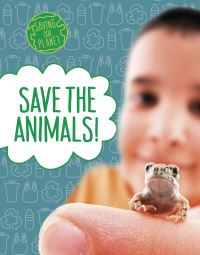 Jacket Image For: Save the animals!