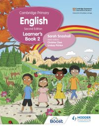 Jacket Image For: Cambridge primary English. 2 Learner's book
