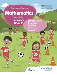 Jacket Image For: Cambridge primary mathematics. 2 Learner's book