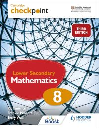 Jacket Image For: Cambridge checkpoint lower secondary mathematics. 8 Student's book