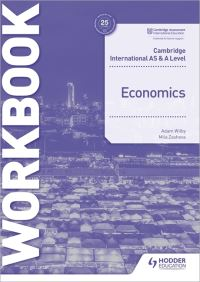 Jacket Image For: Cambridge International AS and A Level Economics Workbook