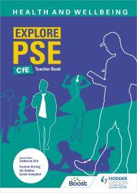Jacket Image For: Explore PSE Teacher book