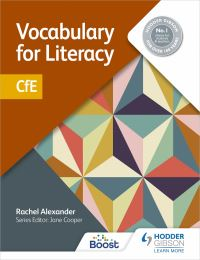 Jacket Image For: Vocabulary for literacy