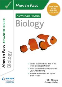 Jacket Image For: How to pass SQA advanced higher biology
