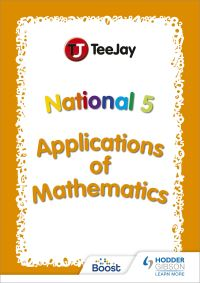 Jacket Image For: Teejay SQA National 5 applications of mathematics