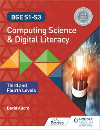 Jacket Image For: BGE S1-S3 computing science and digital literacy