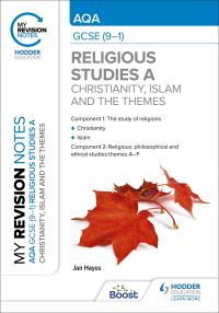 Jacket Image For: AQA GCSE (9-1) religious studies specification A