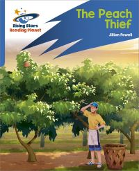 Jacket Image For: The peach thief
