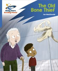Jacket Image For: The old bone thief