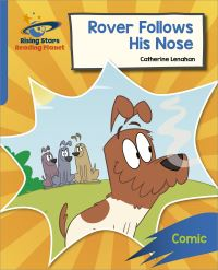 Jacket Image For: Rover follows his nose