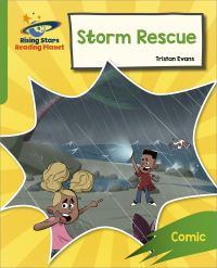 Jacket Image For: Storm rescue