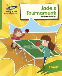 Jacket Image For: Jade's tournament