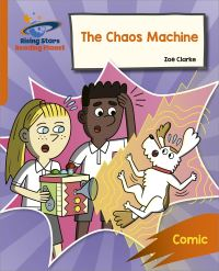Jacket Image For: The chaos machine
