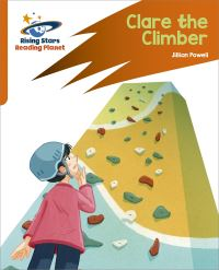 Jacket Image For: Clare the climber