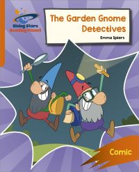 Jacket Image For: The garden gnome detectives