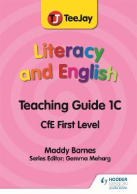 Jacket Image For: TeeJay literacy and English Teaching guide 1C