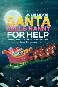 Jacket Image For: Santa calls nanny for help