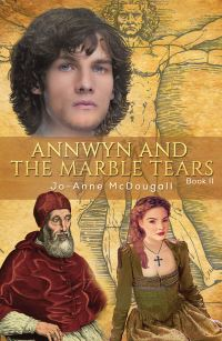 Jacket Image For: Annwyn and the marble tears