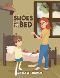 Jacket Image For: Shoes on the bed