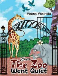Jacket Image For: When the zoo went quiet