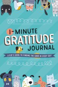 Jacket Image For: 1-minute gratitude journal