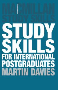 Jacket image for Study Skills for International Postgraduates