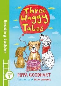 Jacket image for Three waggy tales
