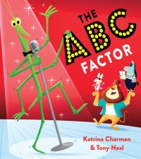 Jacket Image For: The ABC factor