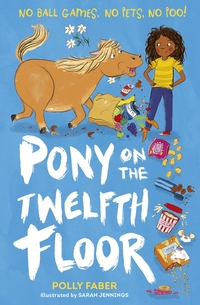 Jacket image for Pony on the twelfth floor