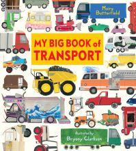 Jacket Image For: My big book of transport
