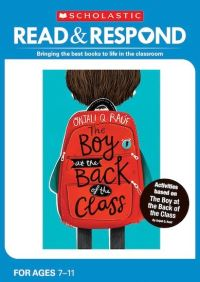 Jacket Image For: Boy at the back of the class