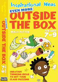 Jacket image for Even more outside the box for ages 7-9