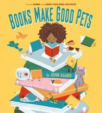 Jacket Image For: Books make good pets