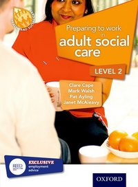 Preparing to work in adult social care. Level 2