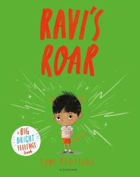 Jacket Image For: Ravi's roar