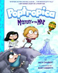 Jacket Image For: Mystery of the map