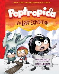 Jacket Image For: The lost expedition