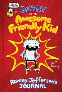 Jacket Image For: Diary of an awesome friendly kid