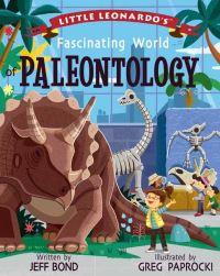 Jacket Image For: Little Leonardo's fascinating world of paleontology