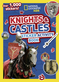 Jacket Image For: Knights and Castles Sticker Activity Book