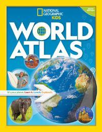 Jacket Image For: National Geographic Kids world atlas