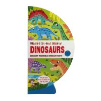 Jacket Image For: Where in the World: Dinosaurs