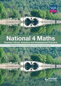 Jacket Image For: National 4 maths