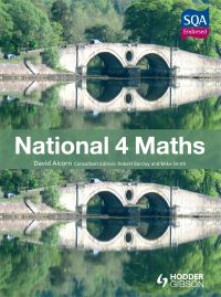 Jacket Image For: National 4 Maths