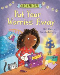 Jacket image for Put your worries away