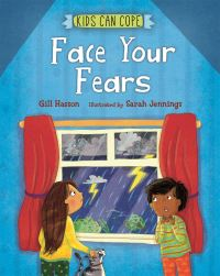 Jacket image for Face your fears