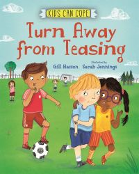 Jacket image for Turn away from teasing
