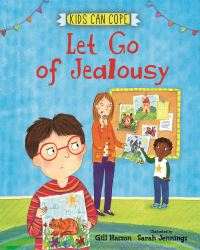 Jacket image for Let go of jealousy