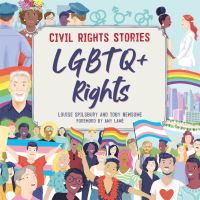 Jacket Image For: LGBTQ+ rights
