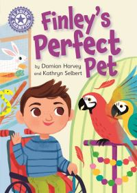 Jacket Image For: Finley's perfect pet
